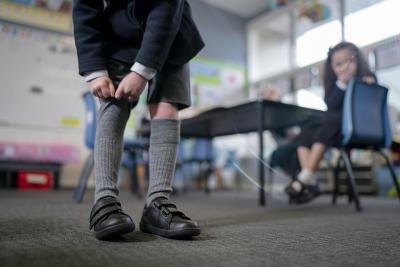 Finding The Best School Shoes For Growing Feet.