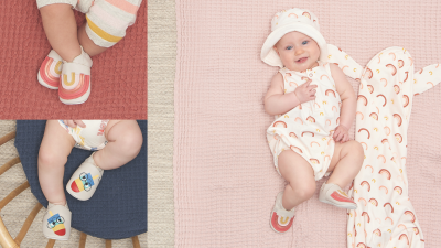 5 Reasons Why Your First Pair of Baby Shoes Are Important