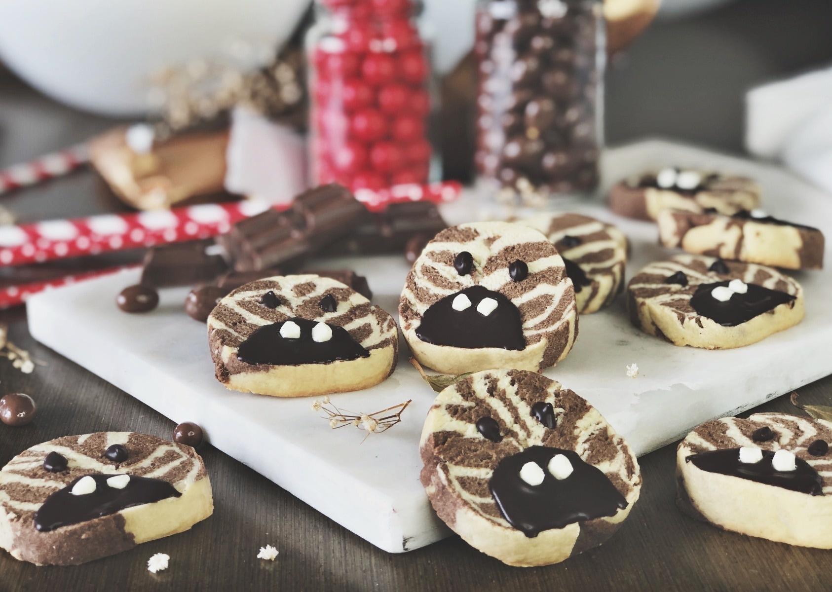 boux sessions vanilla chocolate zebra cookies